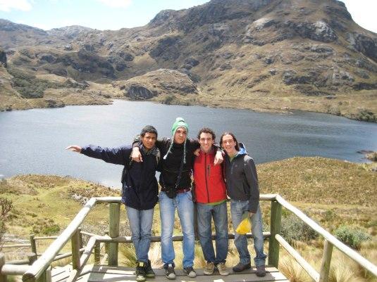 Cajas Team!